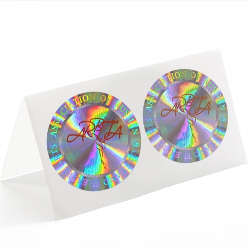 3d holographic security label manufacturer